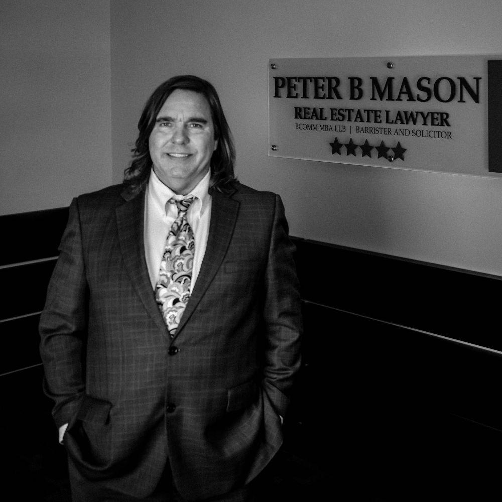 Peter B Mason Headshot