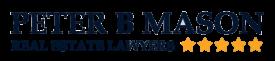 Peter B Mason Real Estate Lawyer Logo